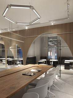Oficina de logística H & M,© Kevin Wu