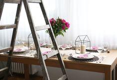 Ladder Decor, Shop, Home Decor, Homemade Home Decor, Decoration Home, Store, Interior Decorating