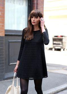 FashionDRA| Fashion Inspirations : The Little Black Dress