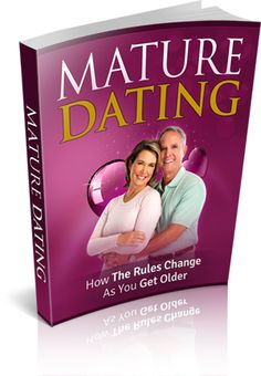 This Book Will Show You Exactly, What You Need To Do To Finally Be A Success With Mature Dating!