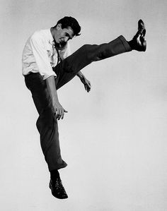 Anthony Perkins by Philippe Halsman