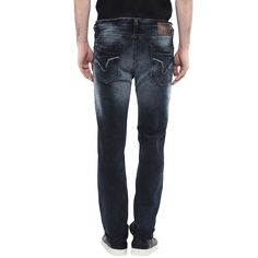 Black Jeans in Narrow Fit