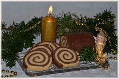 Mandlová roláda Christmas Cookies, Christmas Ornaments, Birthday Candles, Traditional, Holiday Decor, Cake, Xmas Cookies, Christmas Crack, Christmas Biscuits
