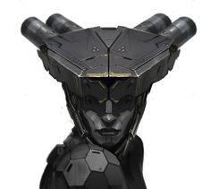 Cyborg 3 by fightpunch.deviantart.com on @deviantART