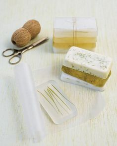 Homemade Grass Soap How-To