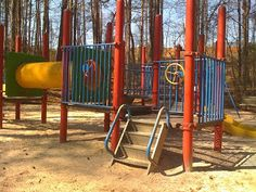 AAA State of Play Blog: Happy Growing: How Playgrounds Boost Motor Skills
