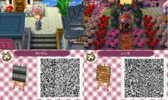 acnl stairs qr - Google Search