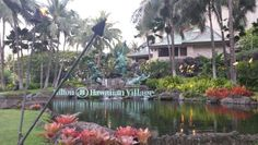 Hilton Hawaiian village in Honolulu