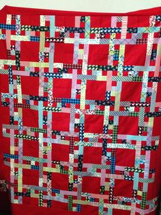 """PatchworknPlay: Shelburne Tartan... """"Chain Link"""" from Link to the 30s by That Patchwork Place"""
