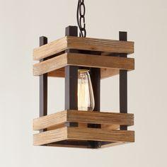 Wooden Lamp, Wooden Decor, Rustic Furniture, Diy Furniture, Furniture Design, Cabin Furniture, Western Furniture, Lampe Art Deco, Rustic Lanterns