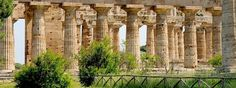 Pompeii and Paestum Day Tour - An archaeological day tour through the ancient ruins of Pompeii and Paestum.
