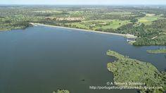 A Terceira Dimensão - Fotografia Aérea: Barragem de Campilhas
