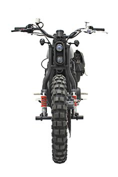 Karma, the sum of a person's actions in this and previous states of existence viewed as deciding their fate in future existences, is an idea that is shared to… Yamaha Motorcycles, Scrambler Motorcycle, Bobber, Cars And Motorcycles, Motos Retro, Yamaha Engines, Build A Bike, Brat Cafe, Scrambler Custom