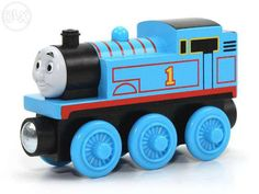 55 lei: Eroul nostru Thomas!  nou-nouta, produs Fisher Price pentru sinele de lemn (2,5 cm)  putem aduce la comanda orice piesa, nu doar cele care sunt in anunturi, multe altele  livrare prin Posta Rom... Fisher Price, Orice, Wooden Toys, Magic, Thomas Train, Wooden Toy Plans, Wood Toys, Woodworking Toys