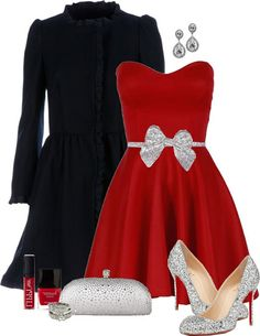 Perfect Polyvore Casual New Year Party Dresses For Girls| Girlshue