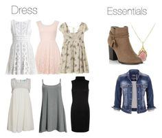 Davina Claire Dresses by shadyannon on Polyvore featuring BCBGMAXAZRIA, WalG and maurices