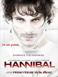 """9 Things Will Graham Is Thinking In The Season 2 """"Hannibal"""" Poster"""