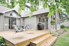 Pergola For Small Backyard Info: 6894093890 Diy Pergola, Deck With Pergola, Pergola Shade, Pergola Kits, Pergola Ideas, Patio Ideas, White Pergola, Small Pergola, Backyard Ideas