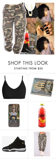 """✨Samiyah ✨"" by jchristina ❤ liked on Polyvore featuring Cartier, NIKE and Sydney Evan"