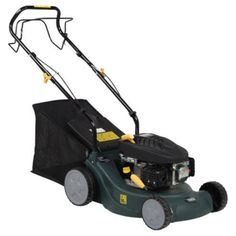 Tesco 98.5cc Self-propelled Petrol Rotary Lawn Mower was £165 NOW £115 at Tesco Direct