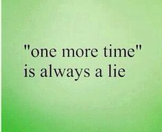Just one more time..