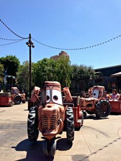 How to see all of California Adventure in a day