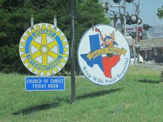 Keep Wills Point Beautiful and Wills Point Rotary Club