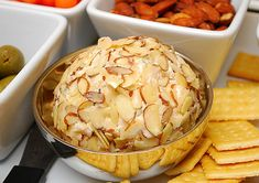 What's Cookin, Chicago?: Cheddar Ranch Cheese Ball