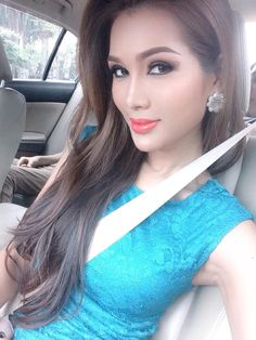 Ladyboy Kamolrose Thunphirom was 1st runner up of Miss World TS 2013. Thailand Transsexual Beauty is a successful model with a charming face. Looking for Fb of this trans model ? Here is link —>...