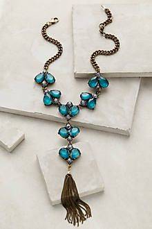 North Sea Necklace - anthropologie.com