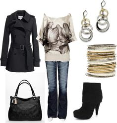 """Girls night out"" by jklmnodavis on Polyvore"