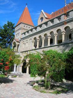 Székesfehérvár - Bory-vár - Magyarország - Hungary Central Europe, Slovenia, Homeland, Romania, Landscape, House Styles, Places, Travel, Castles