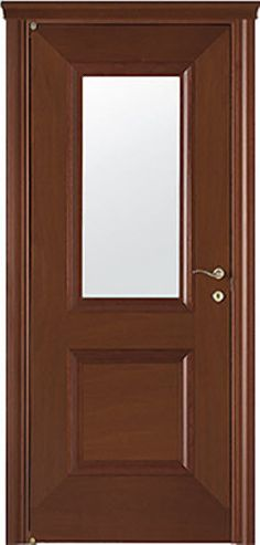 wooden swing door with small window pane AKORI NVP barausse spa Wooden Swings, Small Windows, Armoire, Spa, Doors, Mirror, Interior, Furniture, Home Decor