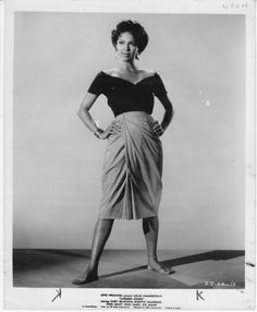 Carmen Jones StBW#adv33 Dorothy Dandridge