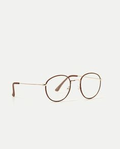 Discover the new ZARA collection online. Fashion Eye Glasses, Fashion Catalogue, Womens Glasses, Glasses Frames, Build A Wardrobe, Eyeglasses, Eyewear, Ideias Fashion, Sunglasses Women