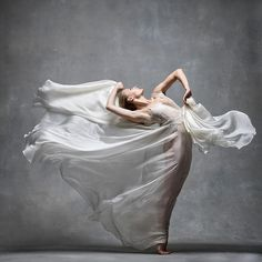 And, something magical...Charlotte Landreau, Martha Graham Dance Company, photo by Ken Browar, Deborah Ory, NYC Dance Company, https://www.facebook.com/nycdanceproject/