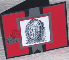Feeling Sentimental sale-a-bration 2013 by Stampin'Up! card designed by Michelle Sturgeon.