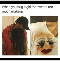 Image result for makeup memes