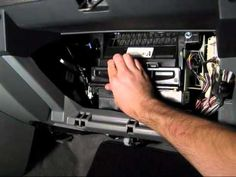 Cabin air filter replacement- Toyota Tacoma