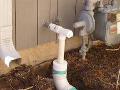 Sump Pump Drainage Ideas New Home Pinterest Pump