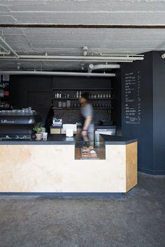 SWEATSHOP Specialty coffee shop and design studio