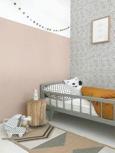 Kids Room Design, Room Kids, Scandinavian Kids Rooms, Scandinavian Modern, Kids Wallpaper, Playroom Wallpaper, Bedroom Wallpaper, Home Decor Bedroom, Babies Rooms