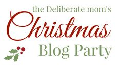 Blog post at The Deliberate Mom : Can you believe the year is almost at an end? The SHINE Blog Hop will be taking a couple of weeks off for the holiday season, but will be re[..]