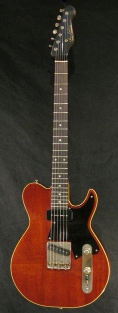 Johan Gustavsson Guitars - Fullerblasters