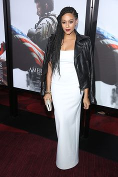 Tia Mowry Photos: 'American Sniper' Premieres in NYC