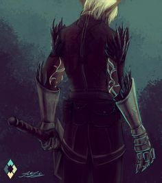 Fenris http://takityphoon.tumblr.com/tagged/Dragon-Age