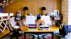 From Supermodels to the Fashion Elite: How to Decorate Like an It Girl via @domainehome