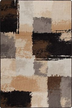 Milliken Mix and Mingle Fair and Square Rugs | Rugs Direct