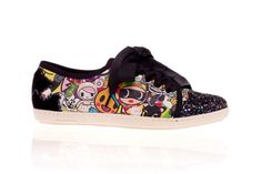 Tokidoki x London Sole Moocher Sneakers - Want!