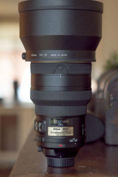 Nikon Nikkor AF-S 200mm F2 G VR ED